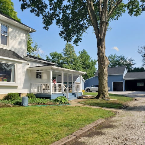New listing!! Copley Circle  Get Away! Entire home