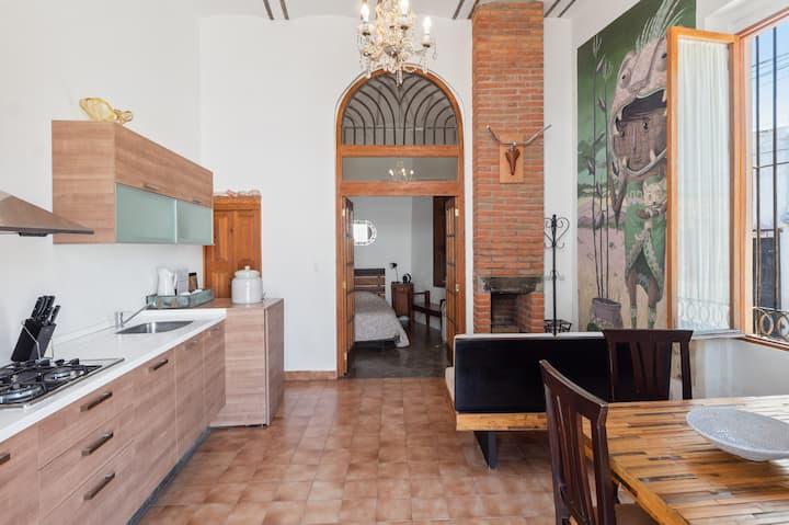 Suite en Centro Histórico
