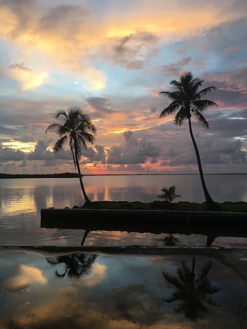 The Reel'em  Inn, Chokoloskee Island Paradise