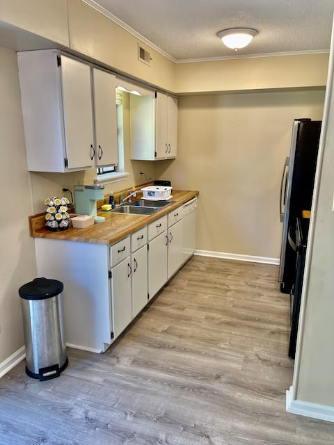 Spacious 2 bedroom townhouse perfect for any visit
