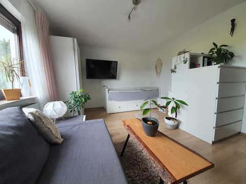 Helle, moderne 1 Zimmerwohnung in Abstatt