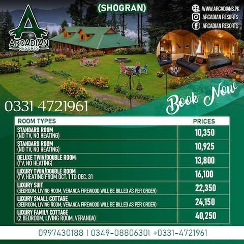 Arcadian Luxury Resort Shogran