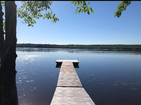 Tranquil at Hart Cozy 2 bedroom Lakehouse