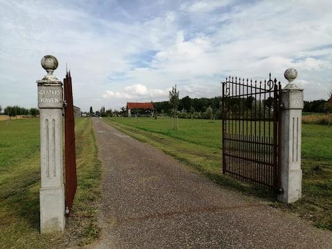 17e Eeuwse boerderijwoning Slapershaven