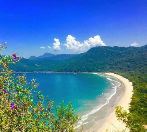 Casa em Paraty - Próximo a Praia deTrindade e Sono