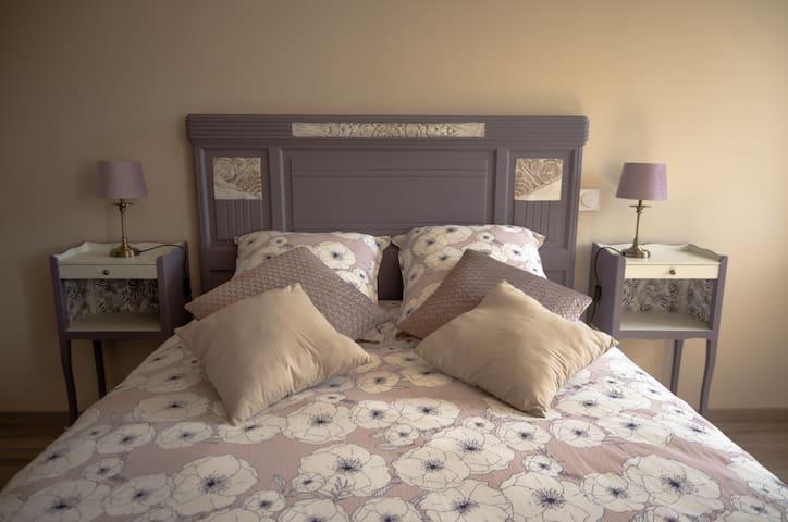 Chambre lit 140*200