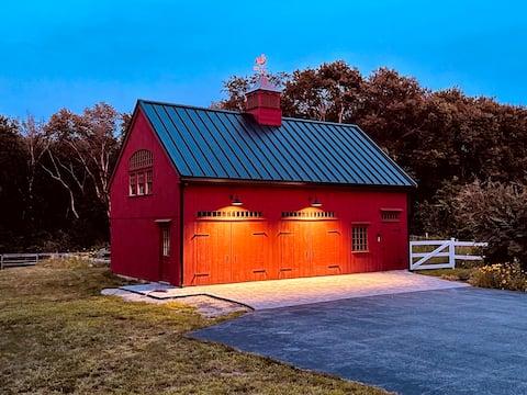 Nicholsbee Farms Barn Loft