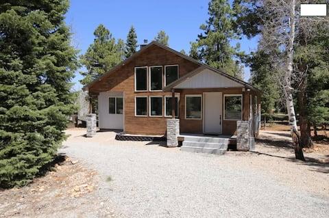 Tranquil Cabin Retreat--2B/Loft; Sleeps 9+