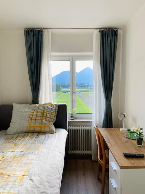 Jednoduché a čisté - útulné bývanie!
