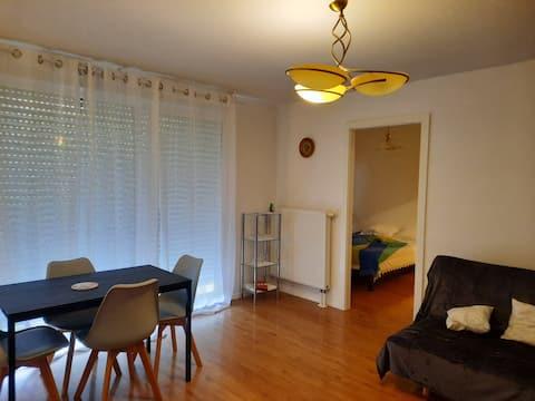 Appartement proche centre