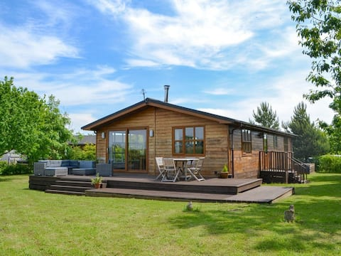 Charming lodge near the ancient city of York