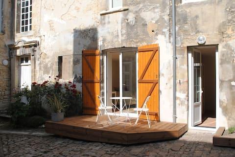 Appartement dans bâtiment du 18ème siècle