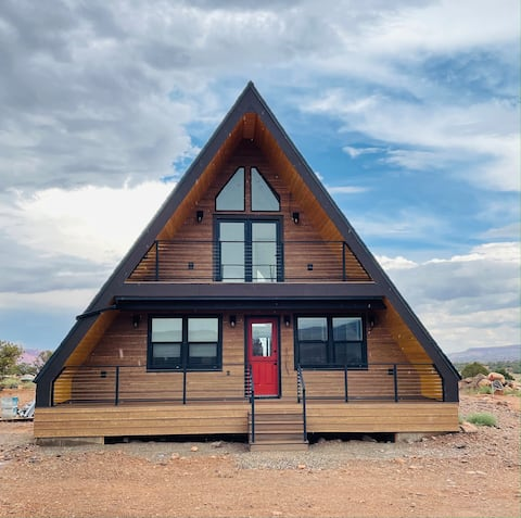 The Pinyon House at Capitol Reef