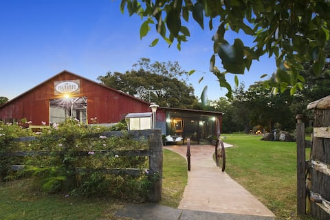Country Charm in the Scenic Rim - Cainbable Creek.