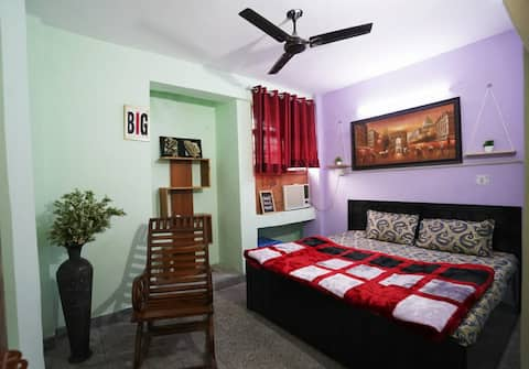 Sarva homes- furnished 1BHK serviced apartment