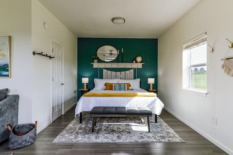 *NEW* Junebug Cottage, minutes from Bentonville