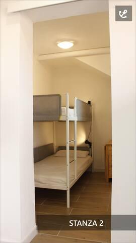 19 per grandi e piccoli un letto a castello