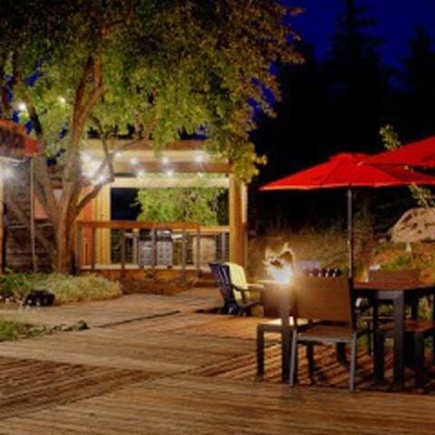 Kokanee Inn - Badger Mountain Room