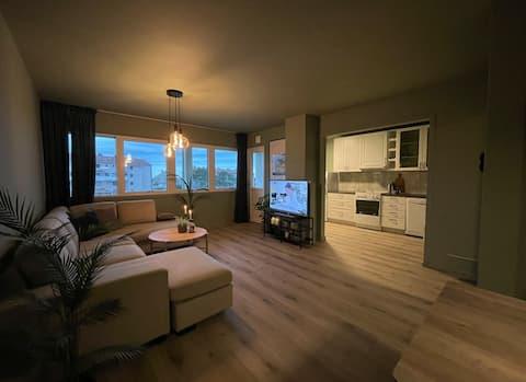 Trevlig & nyrenoverad lägenhet