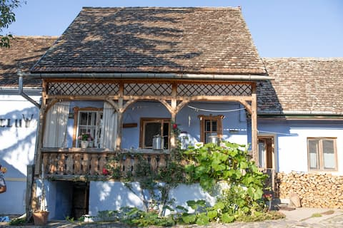 Bio Mosna, transylvanian house. Breakfast included