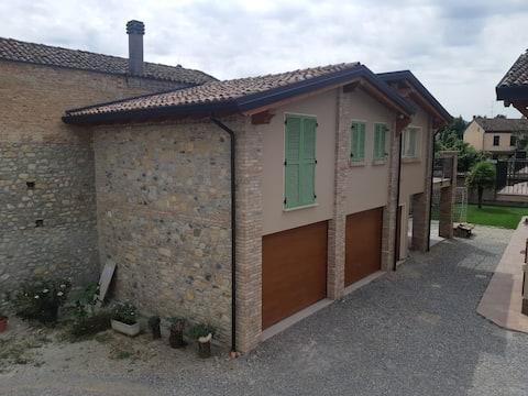 Appartamento nuovo e accogliente a Rivanazzano T.