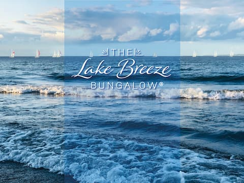 NEW! Once Upon a Tide at the Lake Breeze Bungalow
