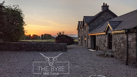 The Byre B&B Connel Rm Two