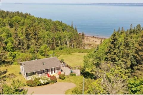 Ocean Front  in the Bay of Fundy