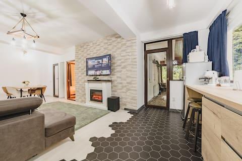 Prestige luxury apartment Predeal