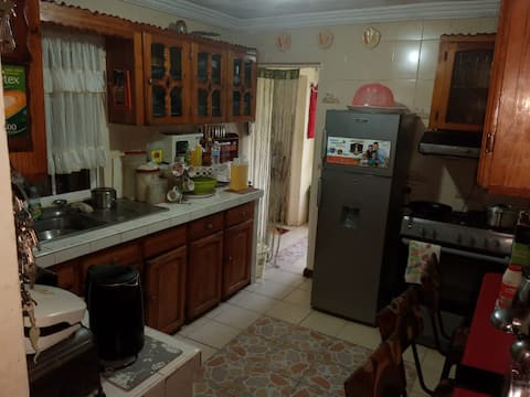 Welcoming home offering individual double rooms