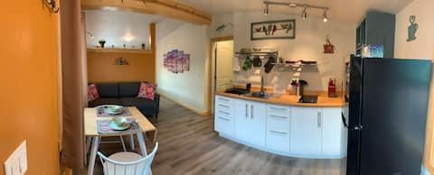 Cozy Corner: Monthly 1BR/1BA Studio Apt