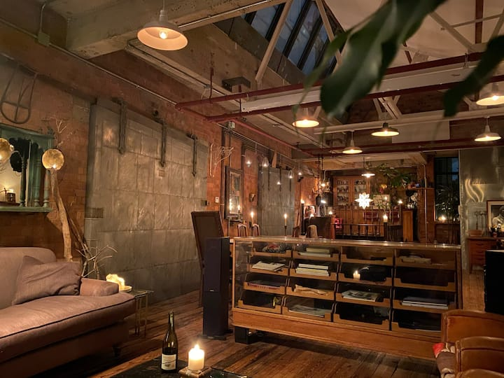 The Shoe Factory - Stylish Space - Cinema, Sonos