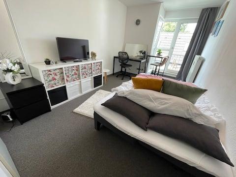 Schönes cosy 20m² Appartment Aachen-City Nähe