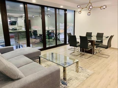 Apartamento moderno en sector exclusivo  Apto. 163
