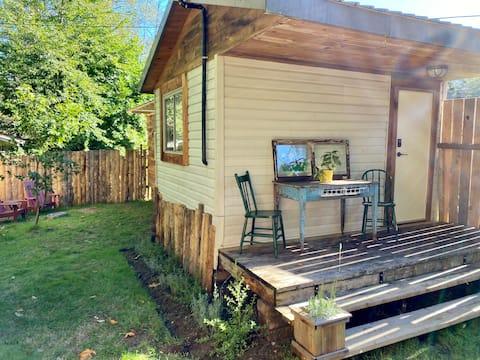 Ripple on Stillwater tiny home