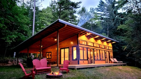 Modern Design with a Classic Northwoods Experience