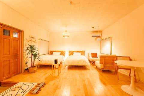 南の小さな宿で、上質な時間を過ごしませんか?/伊良部島/Sunnyside