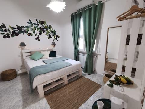 Alma Migrante bed&wine - camera 1