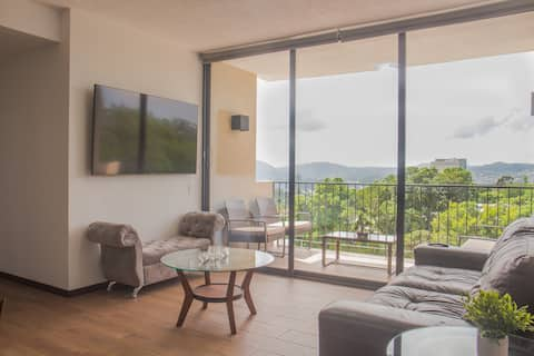 Perfect and Shiny 3 bedroom apartment with balcony