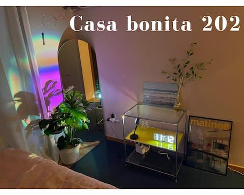 "[OPEN] 신불당동에 위치한 ""Casa bonita 202"" 입니다."