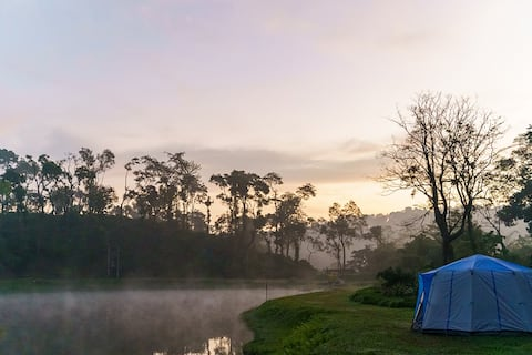 Tented Camp Sakleshpur Coffee Estate by LuxeCamper
