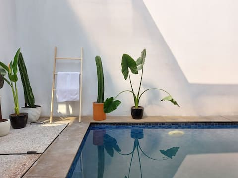 Villa Aesthetic Instagramable (Private Pool)