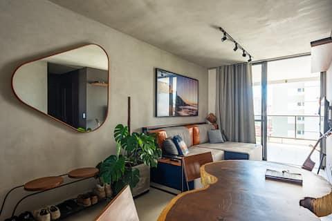 Apartamento na Graça, ao lado da Ladeira da Barra