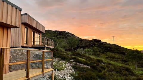 Relax & enjoy @ Allt Beag Hut No2