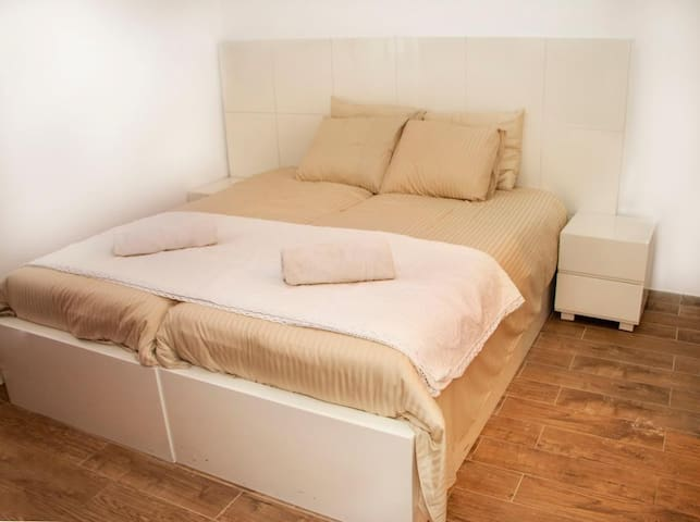 Possible to separate in 2 beds