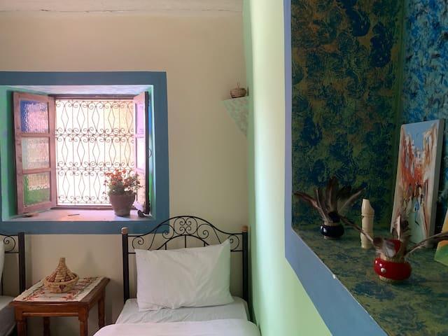 Une autre chambre ! 3 lits simples