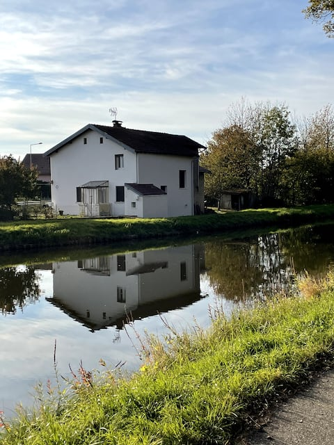 Maison de campagne proche Lac de Bouzey