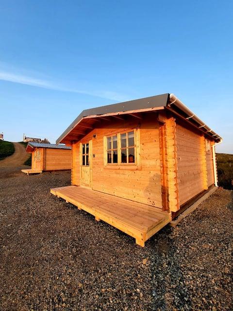 """Sandig"" Cosy 1 bedroom Log Cabin"