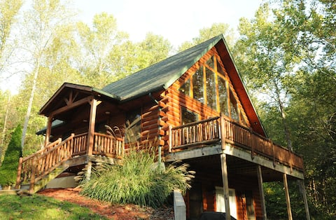 Secluded Cabin - 5 Miles to Downtown French Lick