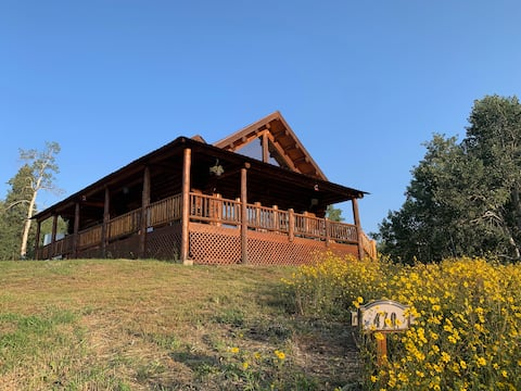 Fjellheimen: A Family Cabin with Incredible Views.